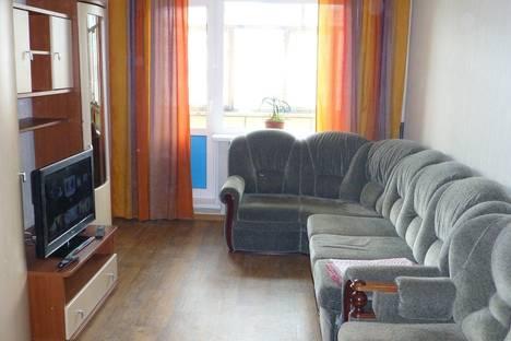 Сдается 2-комнатная квартира посуточнов Петропавловске-Камчатском, проспект Победы, 55.
