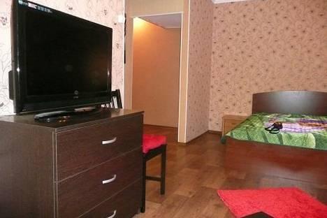 Сдается 1-комнатная квартира посуточно в Новосибирске, Весенний проезд, 4а.