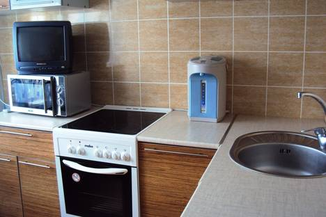 Сдается 2-комнатная квартира посуточнов Воркуте, Бульвар Пищевиков 3а.