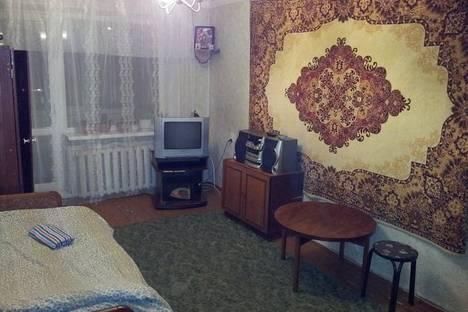 Сдается 1-комнатная квартира посуточнов Петропавловске-Камчатском, бульвар Рыбацкой Славы, 5.