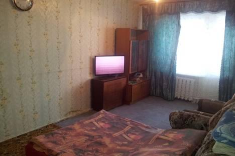 Сдается 1-комнатная квартира посуточнов Петропавловске-Камчатском, проспект 50 лет Октября, 4/1.