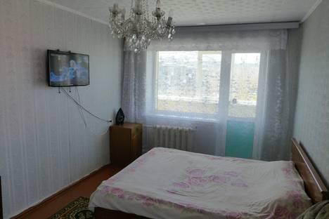 Сдается 3-комнатная квартира посуточнов Петропавловске-Камчатском, проспект Рыбаков, 12.