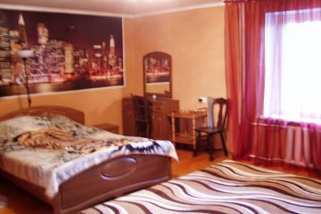 Сдается 2-комнатная квартира посуточно в Ейске, ул.Коммунистическая 23.