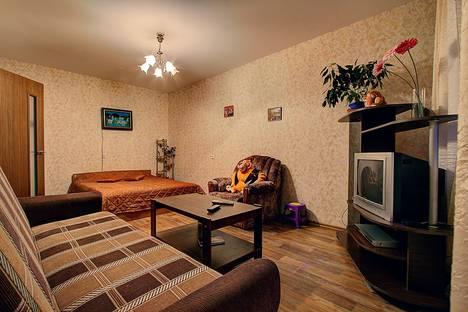 Сдается 1-комнатная квартира посуточно в Санкт-Петербурге, проспект Космонавтов, 65к12.