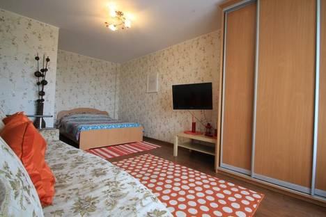 Сдается 1-комнатная квартира посуточно в Уфе, ул. Карла Маркса, 65/2.