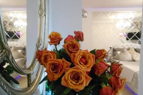 Сдается 1-комнатная квартира посуточно в Саранске, ул. Полежаева, 159А.