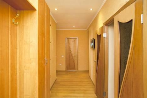 Сдается 2-комнатная квартира посуточнов Казани, ул.Заслонова, 17.