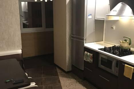 Сдается 1-комнатная квартира посуточно в Смоленске, ул.пер Кронштадтский 2.