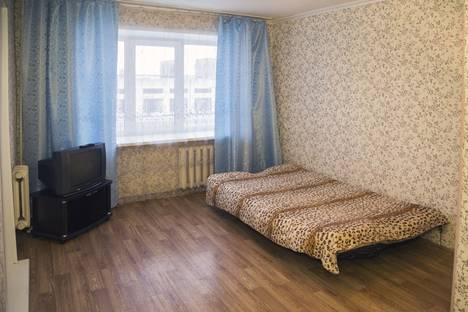 Сдается 1-комнатная квартира посуточнов Красноярске, им газеты Красноярский Рабочий проспект, 161.