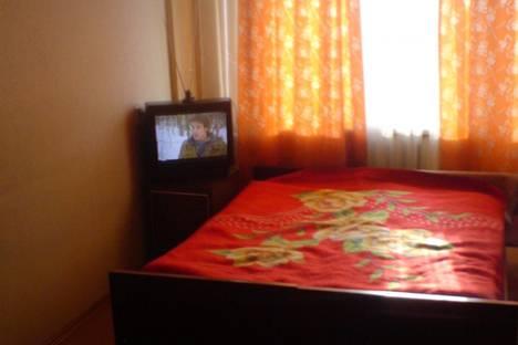 Сдается 1-комнатная квартира посуточнов Архангельске, ул. Смольный Буян, 21.