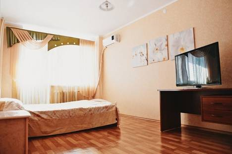 Сдается 1-комнатная квартира посуточно в Оренбурге, ул. Терешковой, 10/3.