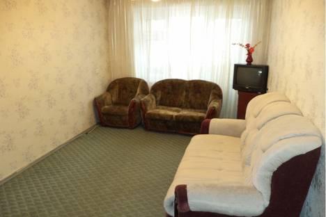 Сдается 3-комнатная квартира посуточнов Мегионе, ул. Маршала Жукова, д. 11а.
