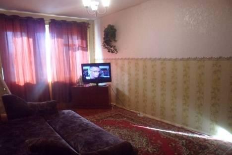 Сдается 1-комнатная квартира посуточно в Архангельске, ул. Тимме, 21.