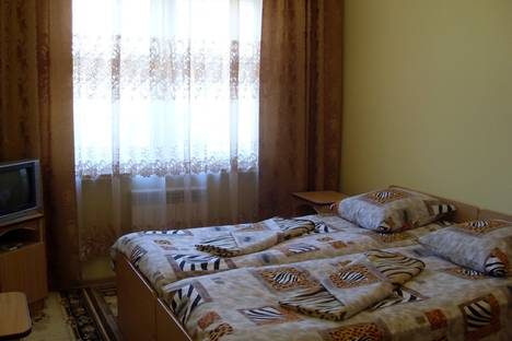Сдается 2-комнатная квартира посуточно в Сочи, Лазаревское, ул. Партизанская 16/9.