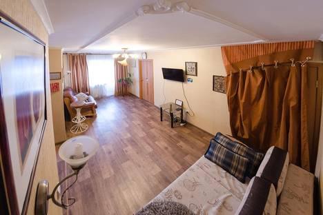 Сдается 2-комнатная квартира посуточнов Томске, ул. Беленца Алексея, 10.