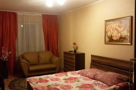 Сдается 1-комнатная квартира посуточнов Екатеринбурге, ул. Ключевская, 15.