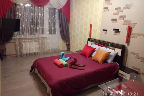 Сдается 1-комнатная квартира посуточно в Иванове, ул.Богдана Хмельницкого 71.