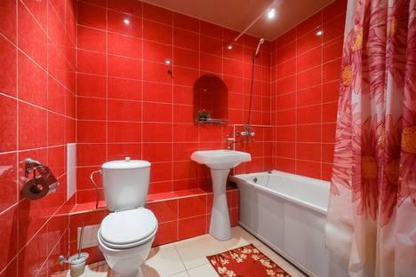 Сдается 1-комнатная квартира посуточно в Екатеринбурге, ул. Щорса, 105.