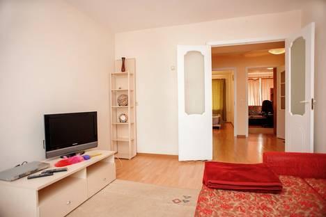 Сдается 3-комнатная квартира посуточно, Плеханова, 11.