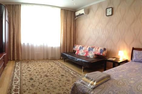 Сдается 1-комнатная квартира посуточно в Липецке, пр.Победы. д.71.