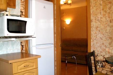 Сдается 2-комнатная квартира посуточно в Уфе, ул. Рихарда Зорге, 23.