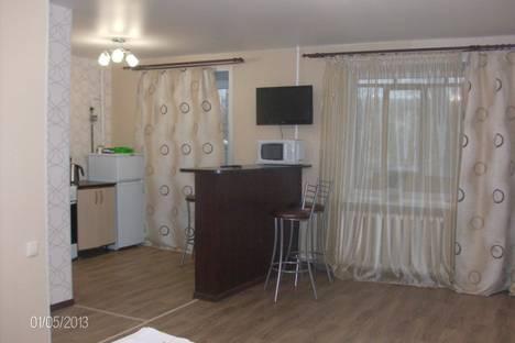 Сдается 1-комнатная квартира посуточно в Кургане, Кирова,85.