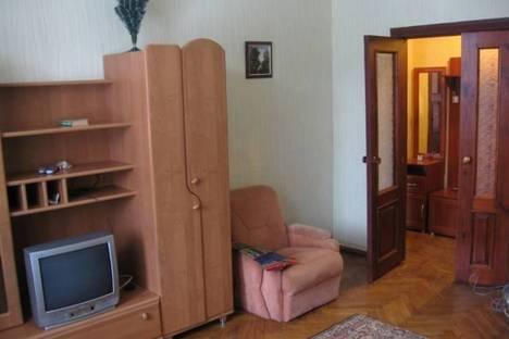 Сдается 2-комнатная квартира посуточнов Чебоксарах, проспект Ленина, 59.