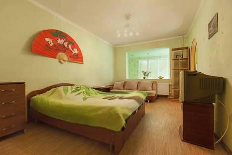 Сдается 1-комнатная квартира посуточнов Казани, Амирхана 67.