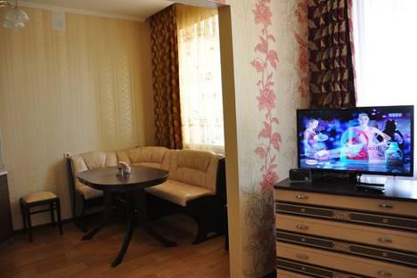 Сдается 1-комнатная квартира посуточнов Барнауле, Пролетарская ул., 56.