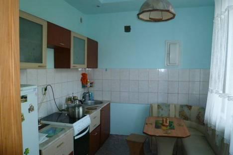 Сдается 3-комнатная квартира посуточно в Красноярске, пер.Вузовский 9.