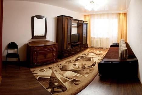 Сдается 1-комнатная квартира посуточнов Кургане, ул. Аргентовского, 40.