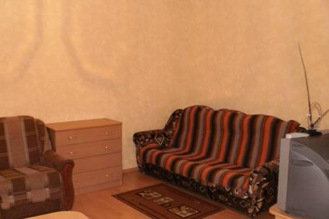 Сдается 1-комнатная квартира посуточно в Иркутске, ул. Партизанская, 112.