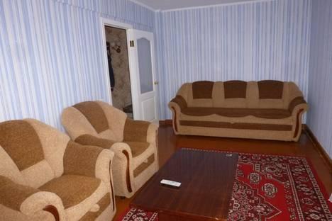 Сдается 2-комнатная квартира посуточнов Железногорске, УЛ. ОКТЯБРЬСКАЯ, 42.