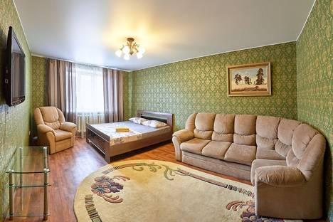 Сдается 1-комнатная квартира посуточно в Кургане, ул. Карельцева, 101.