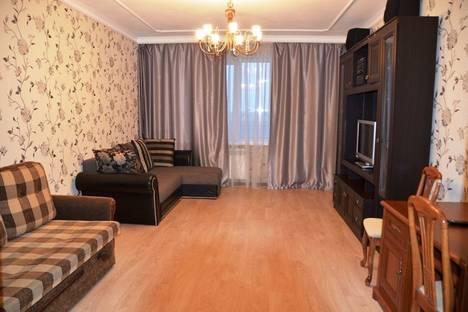 Сдается 2-комнатная квартира посуточно в Брянске, Красноармейская, 39.