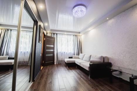 Сдается 1-комнатная квартира посуточно в Смоленске, Шевченко, 80.