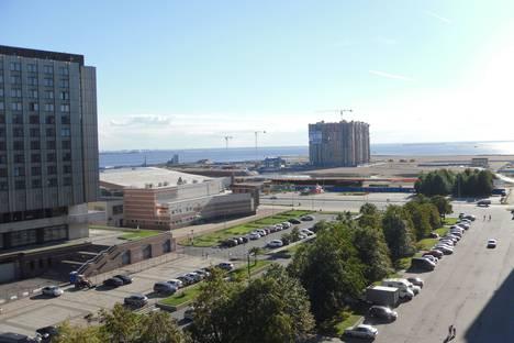 Сдается 1-комнатная квартира посуточно в Санкт-Петербурге, морская набережная д15 к1.