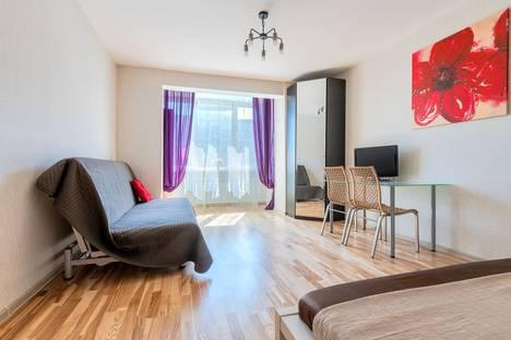 Сдается 1-комнатная квартира посуточно, морская набережная д15 к1.
