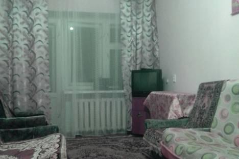 Сдается 3-комнатная квартира посуточно в Кургане, ул. Кирова, 55.