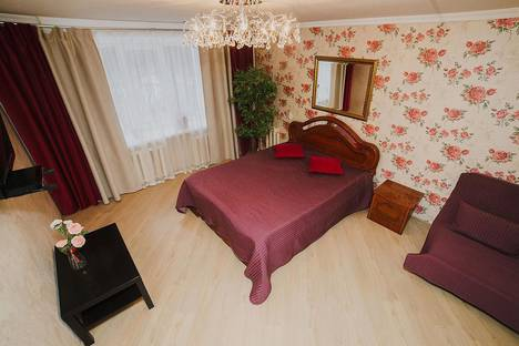 Сдается 1-комнатная квартира посуточнов Казани, ул. Кул Гали, 2 а.