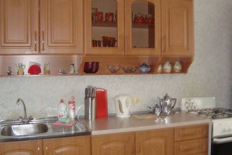 Сдается 2-комнатная квартира посуточно в Иванове, ул.Куконковых, д.144.