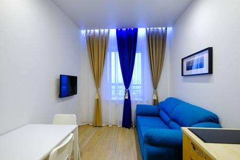 Сдается 1-комнатная квартира посуточно в Томске, Советская улица, 90.
