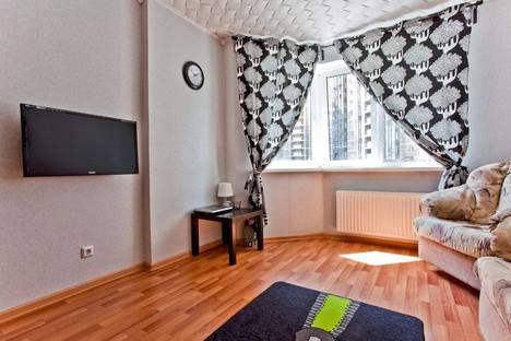 Сдается 1-комнатная квартира посуточнов Санкт-Петербурге, Валерия Гаврилина 3 к 1.
