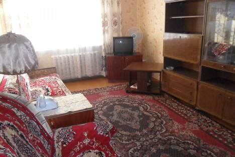 Сдается 1-комнатная квартира посуточнов Рыбинске, ул. Карякинская, 43.