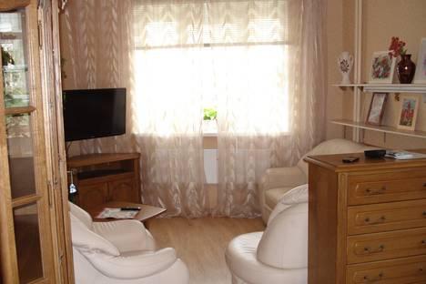 Сдается 2-комнатная квартира посуточнов Казани, ул. Юлиуса Фучика, д. 8б.