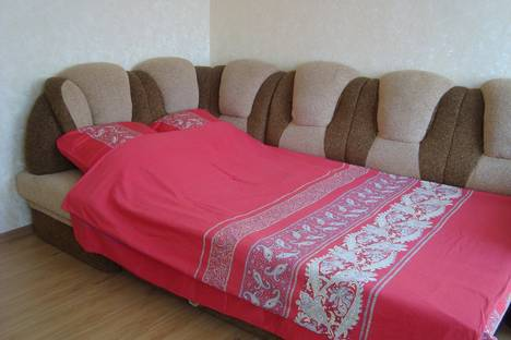 Сдается 1-комнатная квартира посуточнов Казани, Нигматуллина 3.