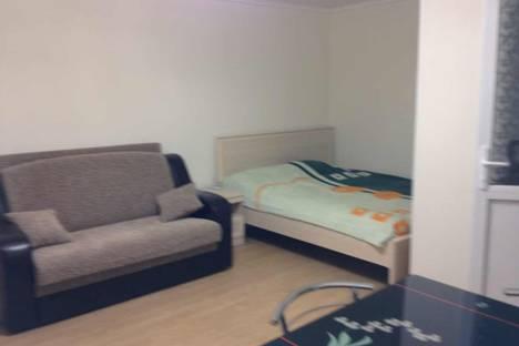Сдается 1-комнатная квартира посуточно в Кисловодске, ул. Кольцова, 24.