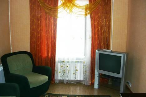 Сдается 2-комнатная квартира посуточно в Пскове, ул. Юбилейная, 77.
