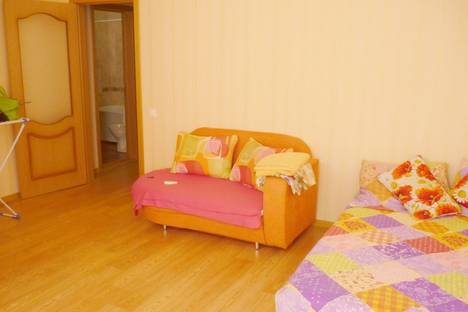 Сдается 1-комнатная квартира посуточно в Геленджике, ул.Луначарского, 34.
