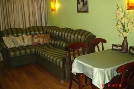 Сдается 1-комнатная квартира посуточно в Мурманске, Челюскинцев ул., 20.